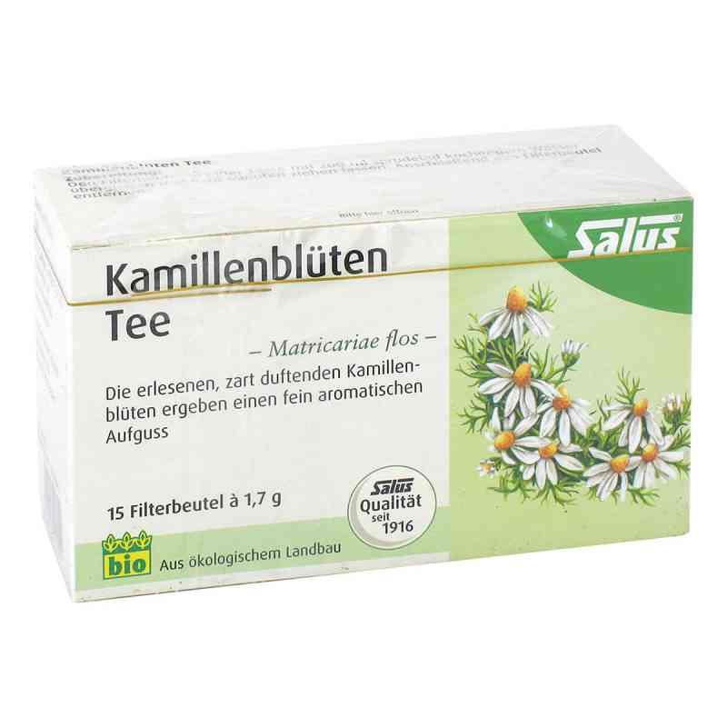 Kamillenblüten Tee Bio Matricariae flos Salus  bei versandapo.de bestellen