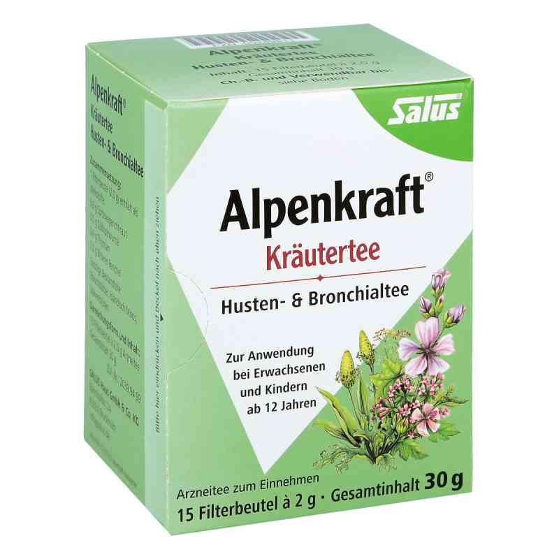 Alpenkraft Husten- und Bronchialtee Salus  bei versandapo.de bestellen