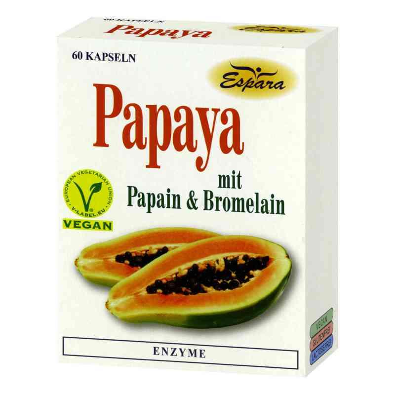 Papaya Kapseln  bei versandapo.de bestellen