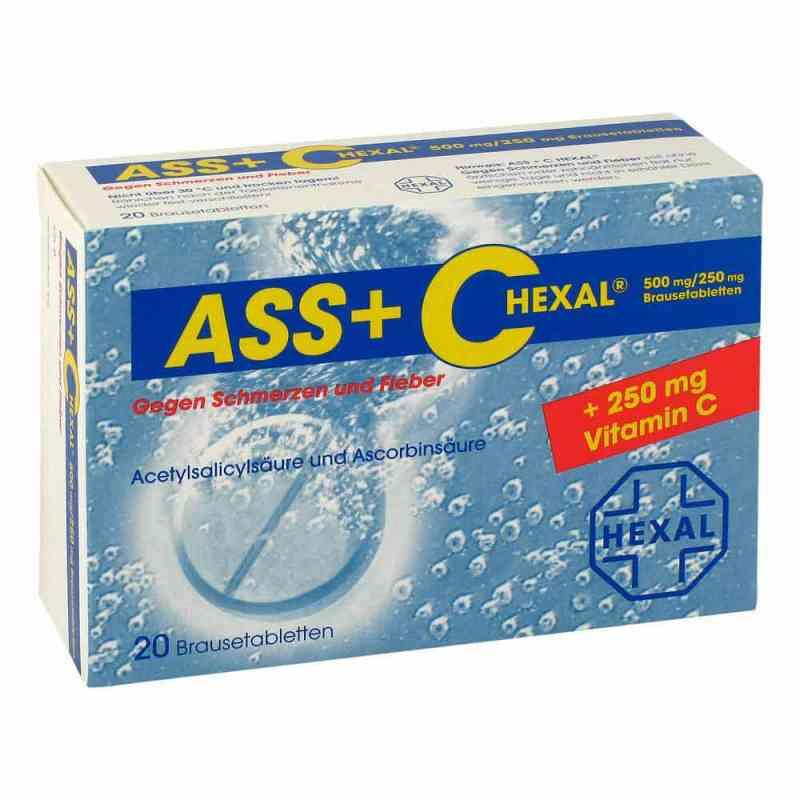 ASS+C HEXAL gegen Schmerzen und Fieber  bei versandapo.de bestellen