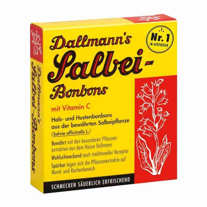 Dallmann's Salbeibonbons mit Vitamin C .  bei versandapo.de bestellen