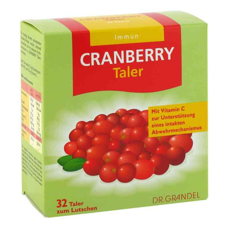 Cranberry Cerola Taler Grandel  bei versandapo.de bestellen
