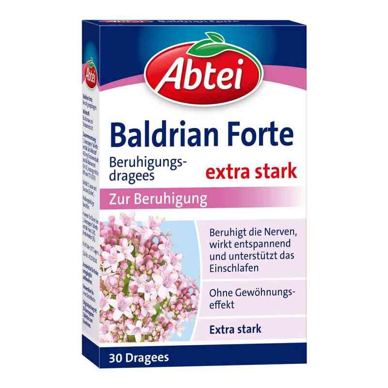 Abtei Baldrian forte Beruhigungsdragees  bei versandapo.de bestellen