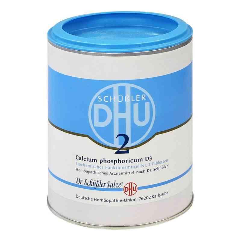 Biochemie Dhu 2 Calcium phosphorus D3 Tabletten  bei versandapo.de bestellen