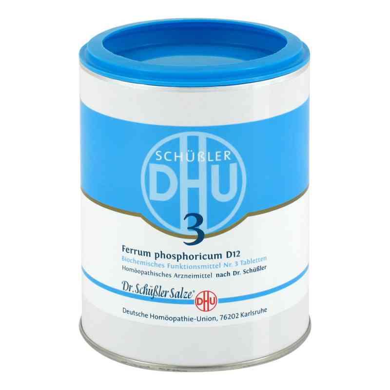 Biochemie DHU Schüßler Salz Nummer 3 Ferrum phosphoricum D12  bei versandapo.de bestellen