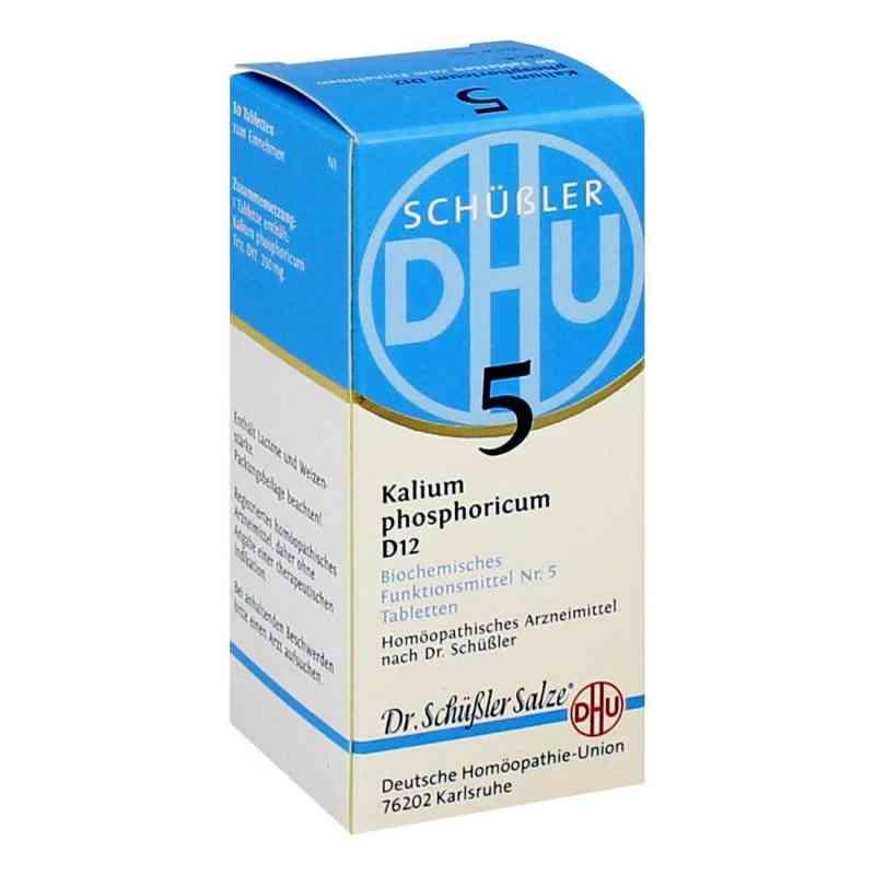 Biochemie Dhu 5 Kalium phosphorus D12 Tabletten  bei versandapo.de bestellen