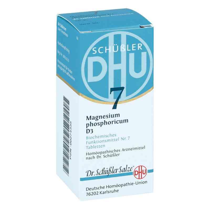 Biochemie Dhu 7 Magnesium phosphoricum D3 Tabletten  bei versandapo.de bestellen