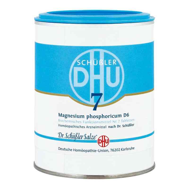 Biochemie Dhu 7 Magnesium phosphoricum D6 Tabletten  bei versandapo.de bestellen