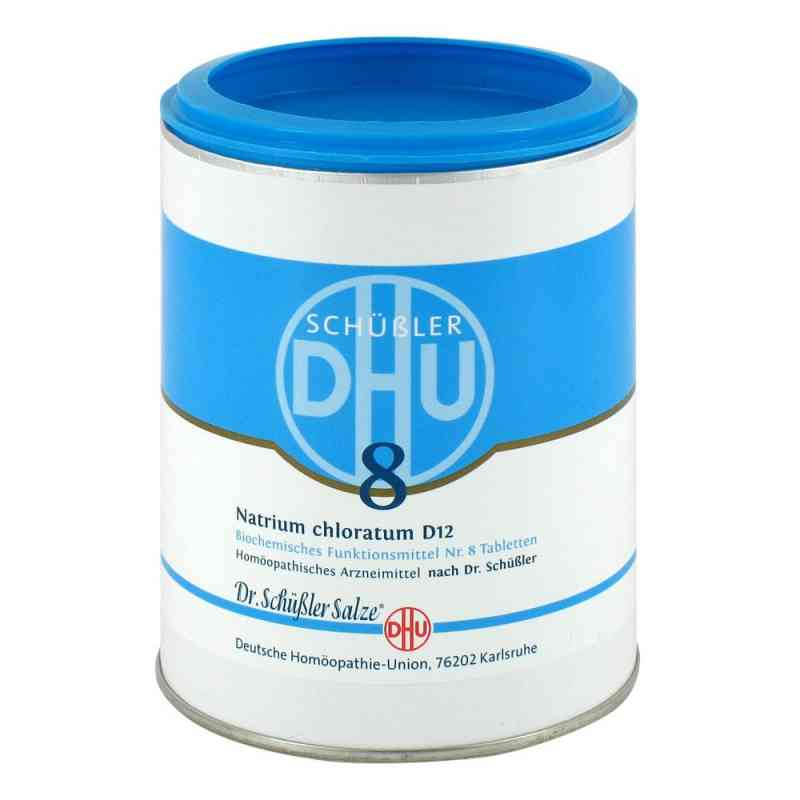 Biochemie Dhu 8 Natrium chlor. D 12 Tabletten  bei versandapo.de bestellen