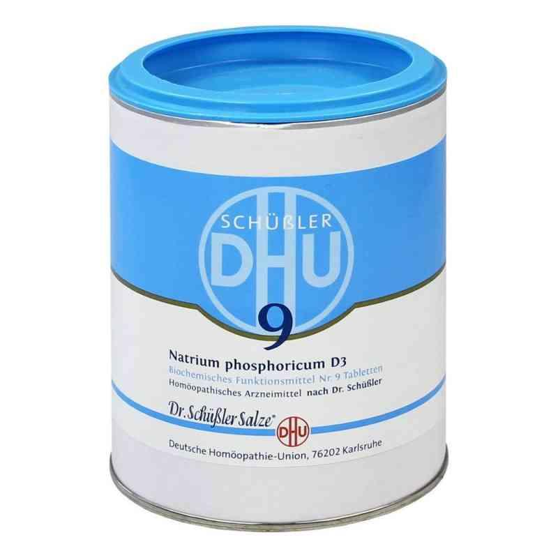 Biochemie Dhu 9 Natrium phosph. D 3 Tabletten  bei versandapo.de bestellen