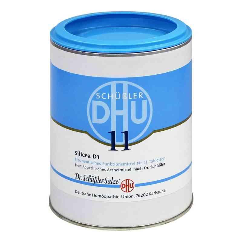 Biochemie Dhu 11 Silicea D 3 Tabletten  bei versandapo.de bestellen