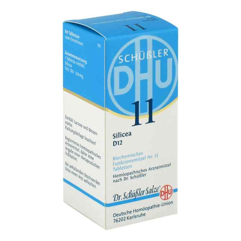 Biochemie Dhu 11 Silicea D6 Tabletten  bei versandapo.de bestellen