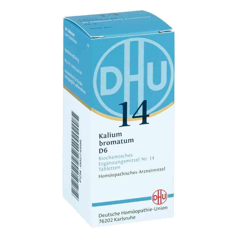 Biochemie Dhu 14 Kalium bromatum D6 Tabletten  bei versandapo.de bestellen