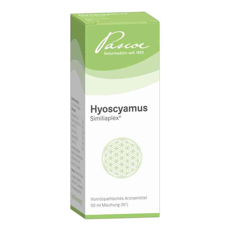 Hyoscyamus Similiaplex Tropfen  bei versandapo.de bestellen