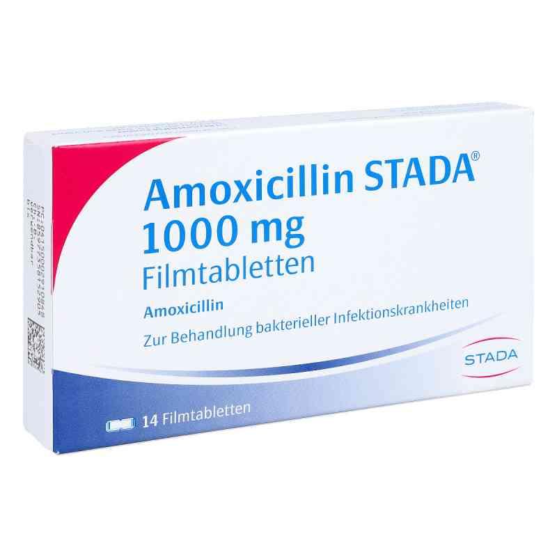 Amoxicillin STADA 1000mg  bei versandapo.de bestellen