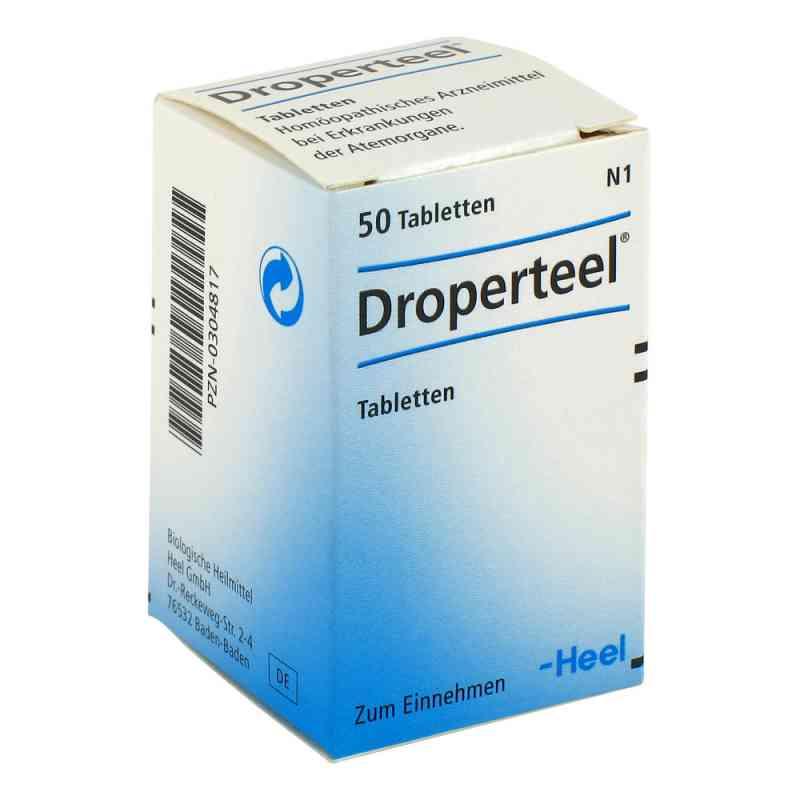 Droperteel Tabletten  bei versandapo.de bestellen
