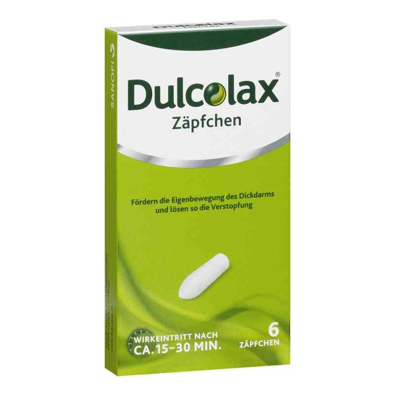 Dulcolax Zäpfchen bei Verstopfung  bei versandapo.de bestellen