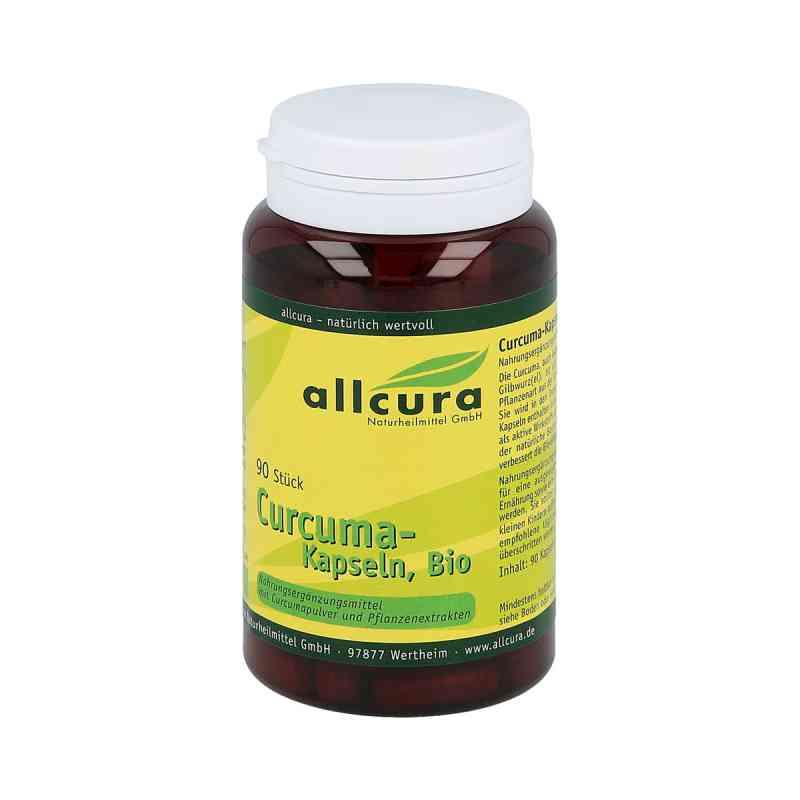 Curcuma Kapseln Bio  bei versandapo.de bestellen