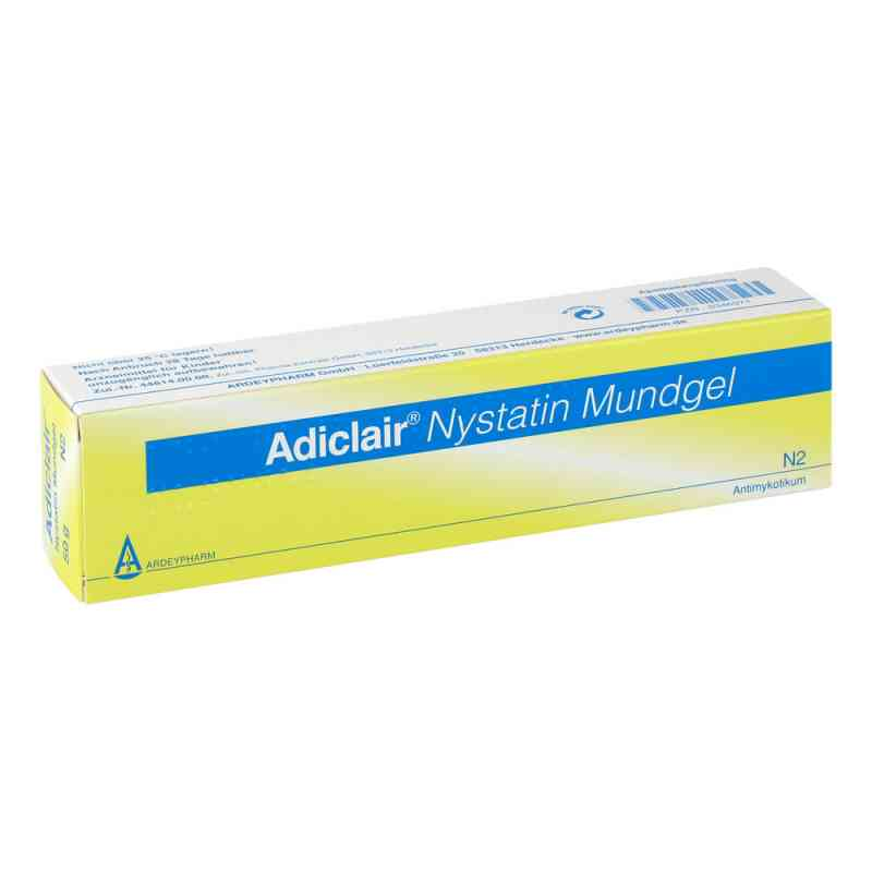 Adiclair Nystatin Mundgel  bei versandapo.de bestellen