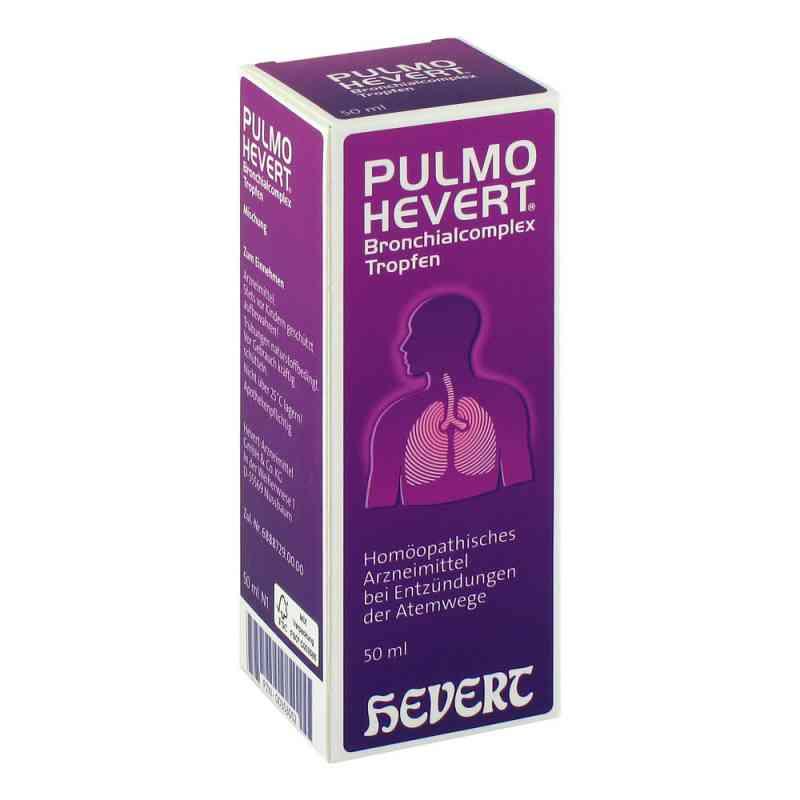 Pulmo Hevert Bronchialcomplex Tropfen  bei versandapo.de bestellen