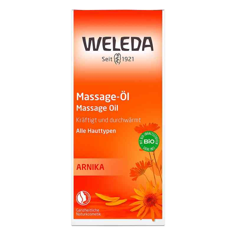 Weleda Arnika Massageöl  bei versandapo.de bestellen