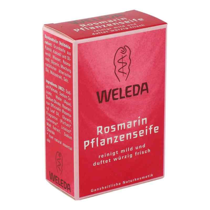 Weleda Rosmarin Pflanzenseife  bei versandapo.de bestellen
