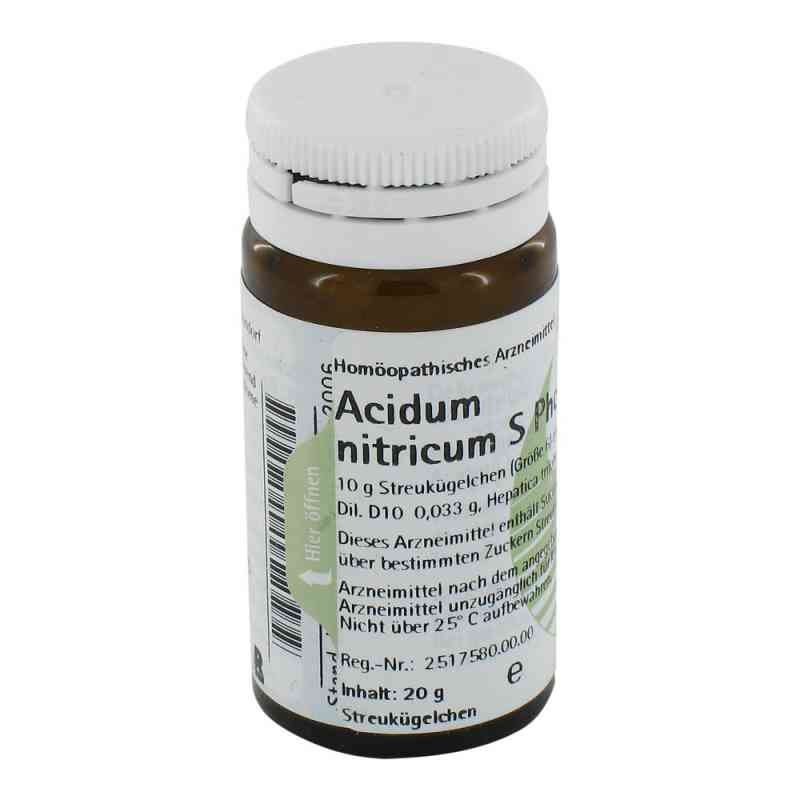 Acidum Nitricum S Phcp Globuli  bei versandapo.de bestellen