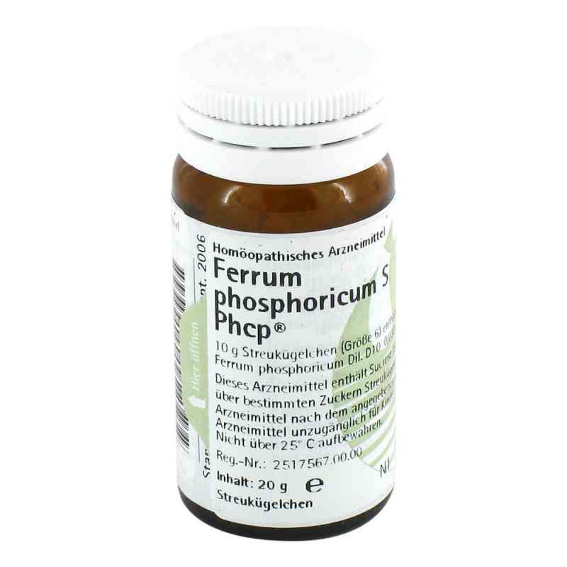 Ferrum Phosphoricum S Phcp Globuli  bei versandapo.de bestellen