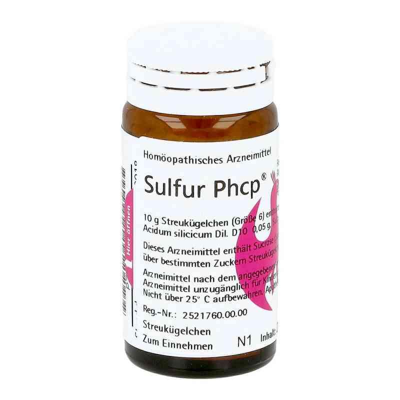 Sulfur Phcp Globuli  bei versandapo.de bestellen