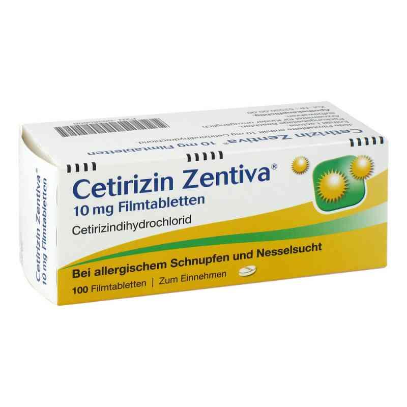Cetirizin Zentiva 10mg  bei versandapo.de bestellen