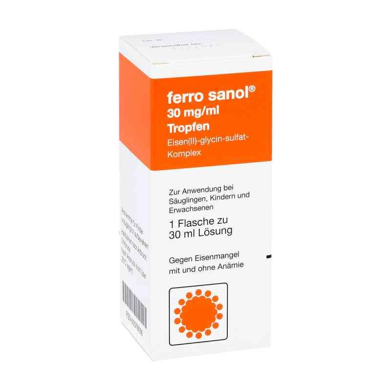 Ferro sanol 30mg/ml  bei versandapo.de bestellen