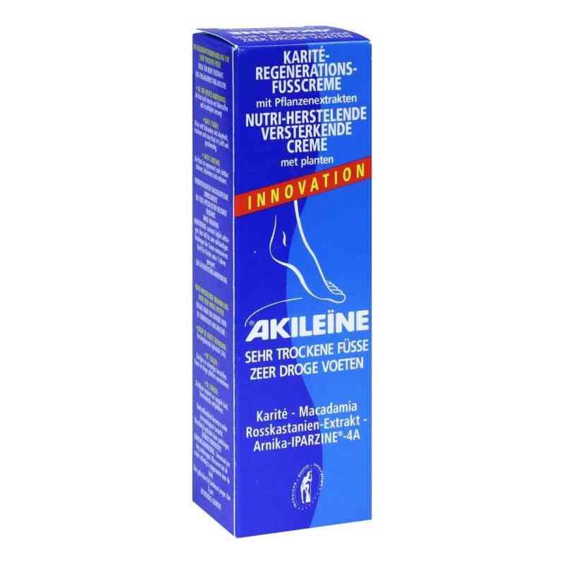 Akileine Nutri-repair Karite-regen.-fusscreme  bei versandapo.de bestellen