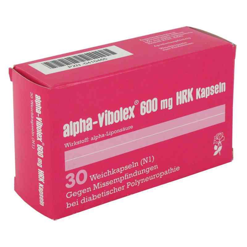 Alpha-Vibolex 600 HRK  bei versandapo.de bestellen