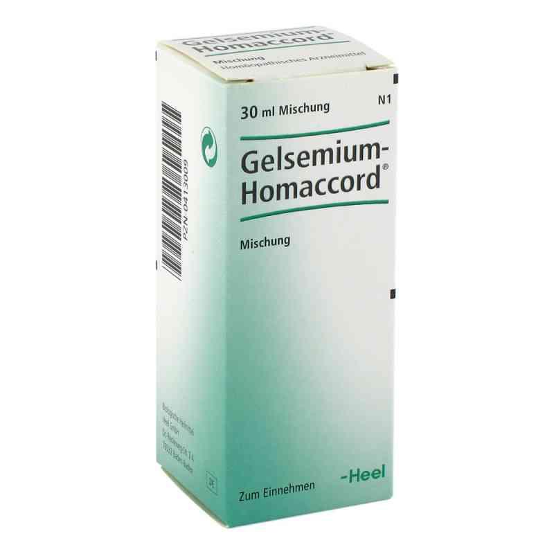 Gelsemium Homaccord Tropfen  bei versandapo.de bestellen