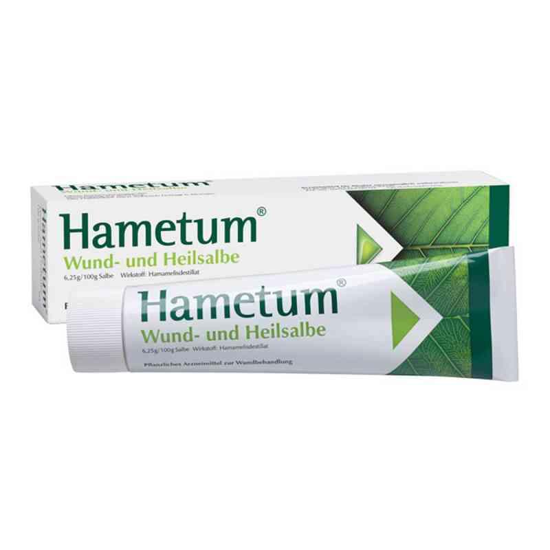 Hametum Wund- und Heilsalbe  bei versandapo.de bestellen