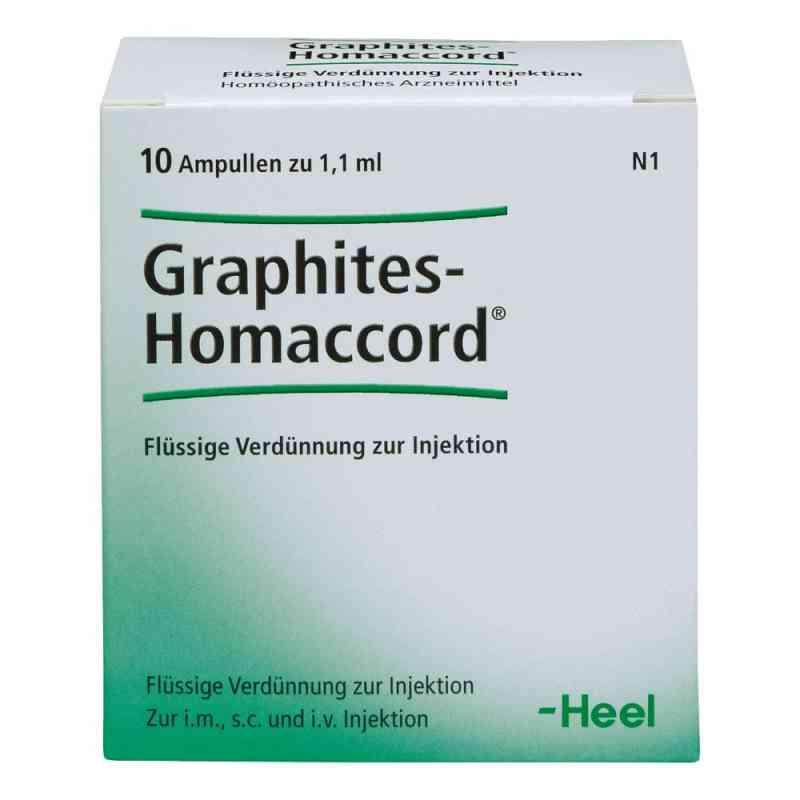 Graphites Homaccord Ampullen  bei versandapo.de bestellen