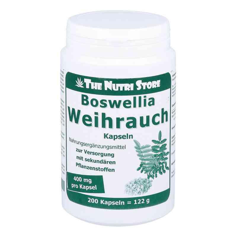 Weihrauch 400 mg Kapseln  bei versandapo.de bestellen