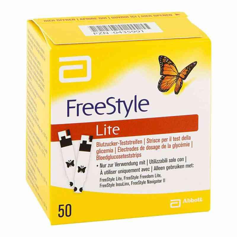 Freestyle Lite Teststreifen ohne Codieren  bei versandapo.de bestellen