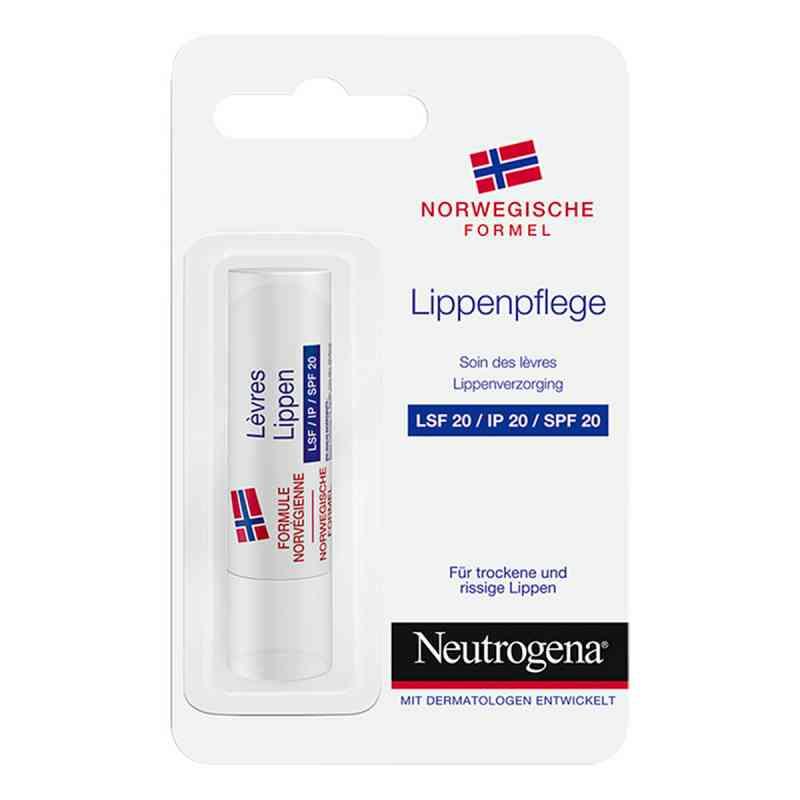 Neutrogena norweg.Formel Lippenpflegestift Lsf 20  bei versandapo.de bestellen