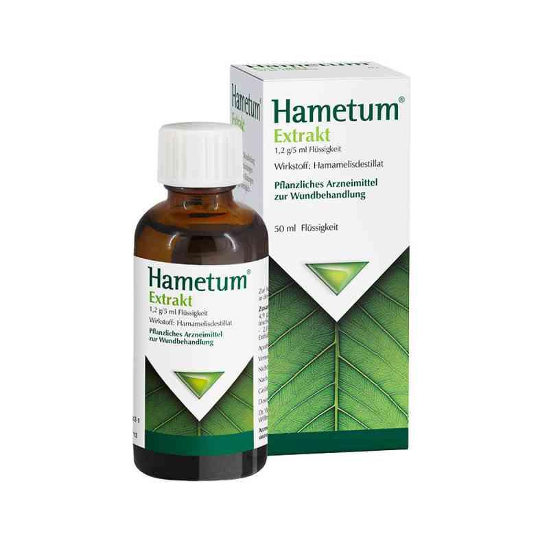 Hametum Extrakt  bei versandapo.de bestellen