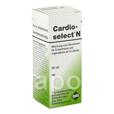 Cardioselect N Tropfen  bei versandapo.de bestellen
