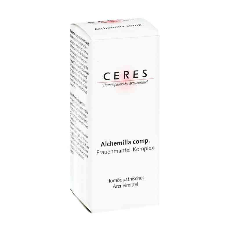 Ceres Alchemilla compositus  Tropfen  bei versandapo.de bestellen