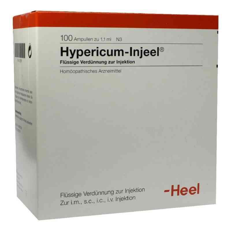 Hypericum Injeel Ampullen  bei versandapo.de bestellen