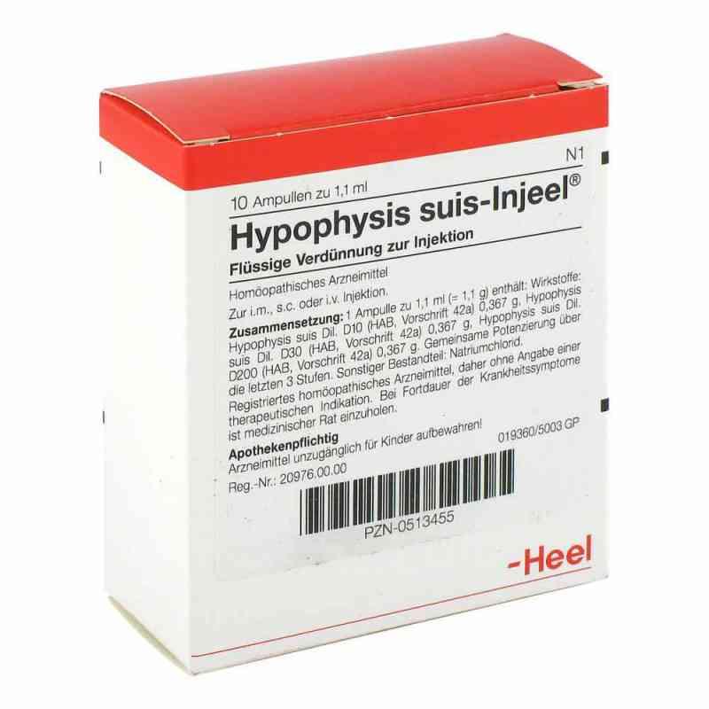 Hypophysis Suis Injeel Ampullen  bei versandapo.de bestellen