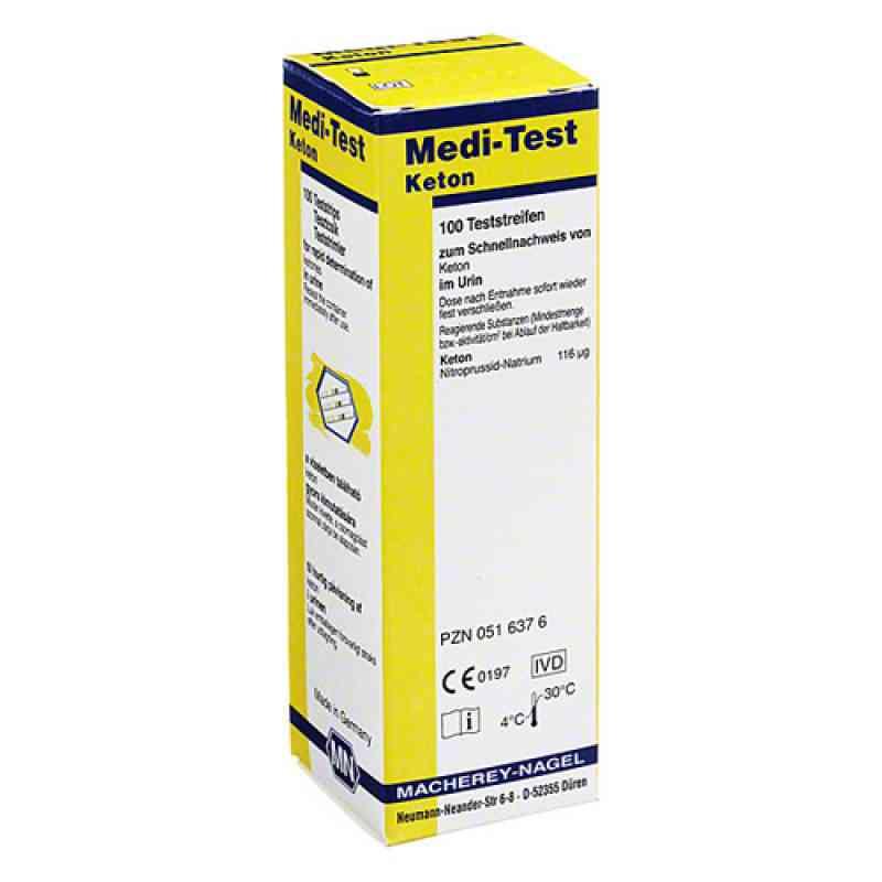 Medi Test Keton Teststreifen  bei versandapo.de bestellen