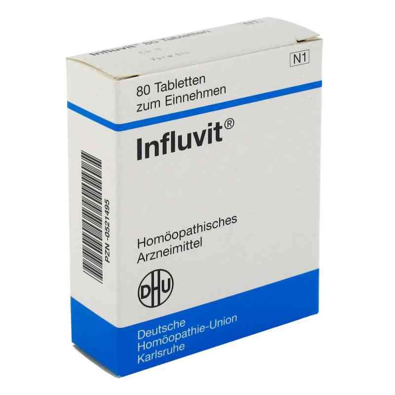 Influvit Tabletten  bei versandapo.de bestellen