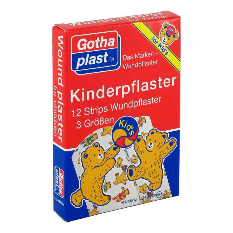 Gothaplast Kinderpflaster Strips  bei versandapo.de bestellen