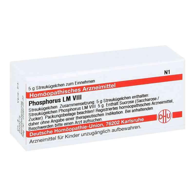 Lm Phosphorus Viii Globuli  bei versandapo.de bestellen