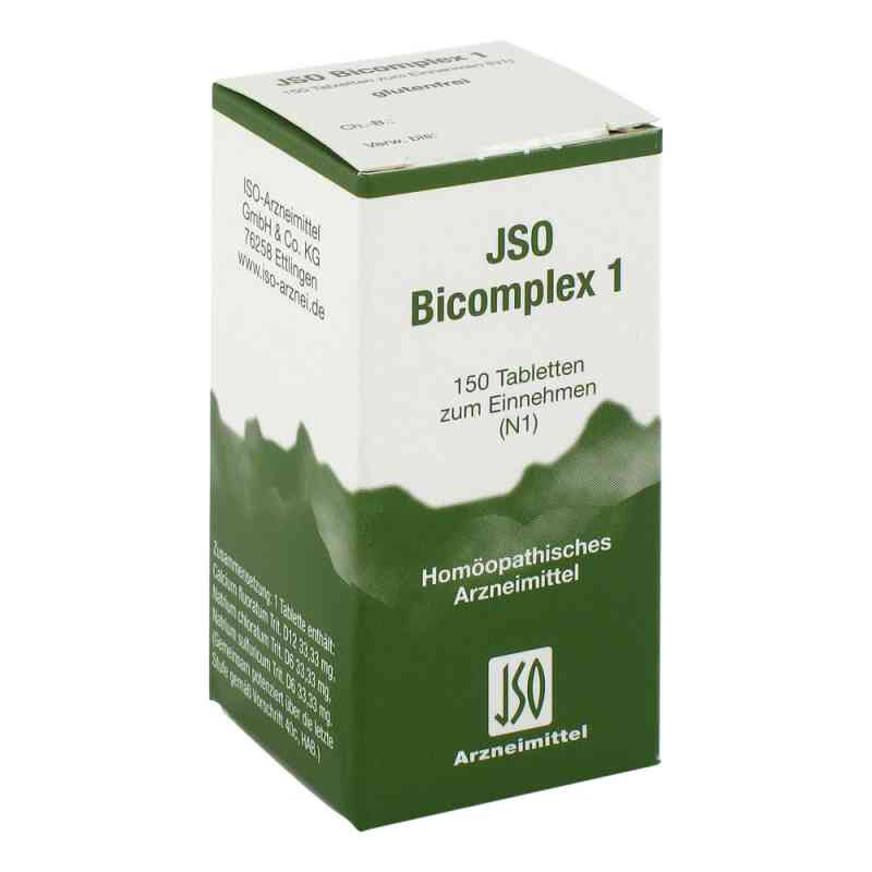 Jso Bicomplex Heilmittel Nummer  1  bei versandapo.de bestellen