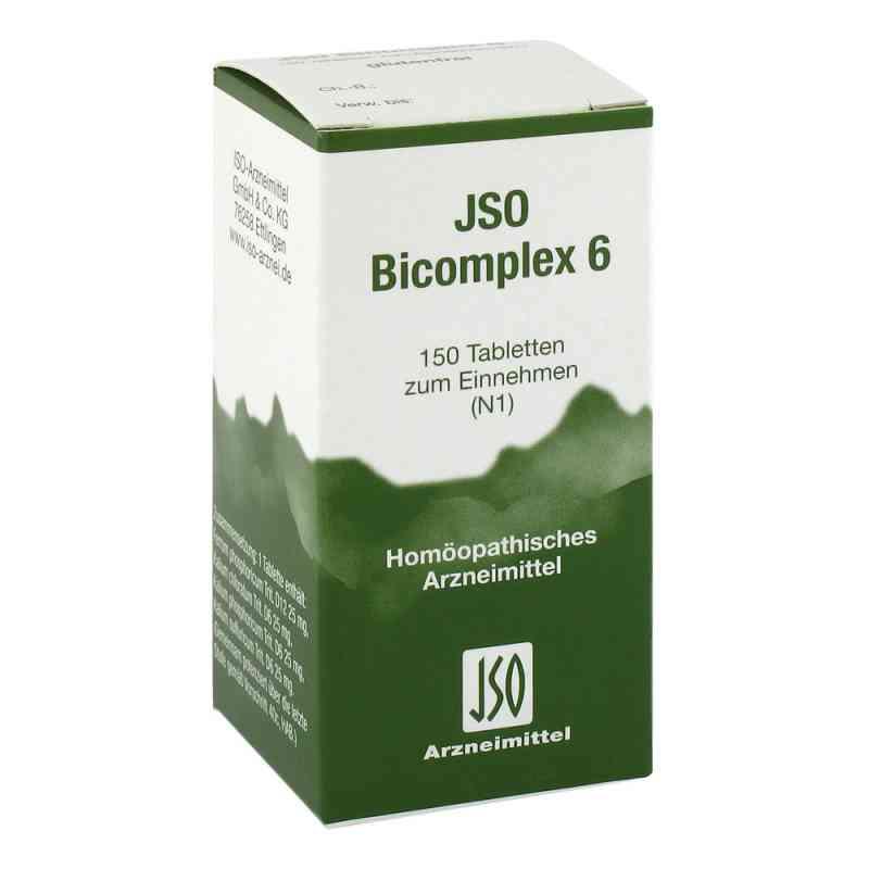 Jso Bicomplex Heilmittel Nummer  6  bei versandapo.de bestellen